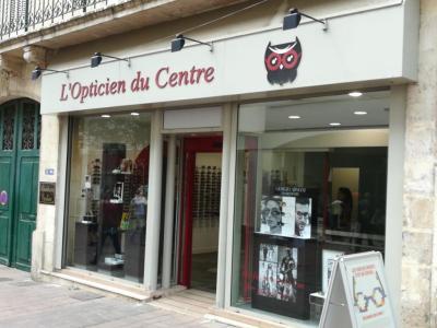 L'opticien Du Centre - Opticien - Poitiers