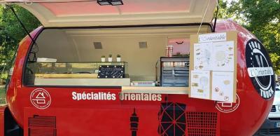 L'Orientable Food-Truck - Restaurant - Le Puy-Sainte-Réparade