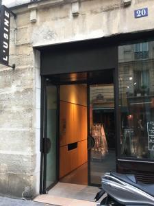 L'Usine Paris-Beaubourg - Club de gymnastique - Paris