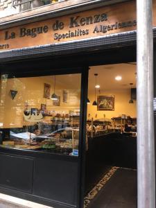 La Bague de Kenza - Pâtisserie - Paris