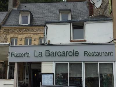 La Barcarole - Restaurant - Saint-Valery-en-Caux