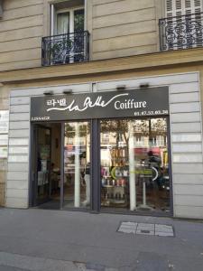 La Belle - Coiffeur - Paris