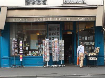 La Belle Lurette - Librairie - Paris