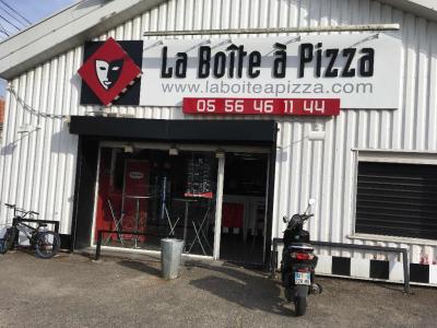 La Boîte A Pizza - Restaurant - Pessac