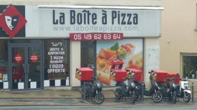 Mamba - Pizzeria - Poitiers