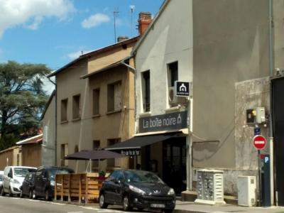 La Boite Noire - Restaurant - Tassin-la-Demi-Lune