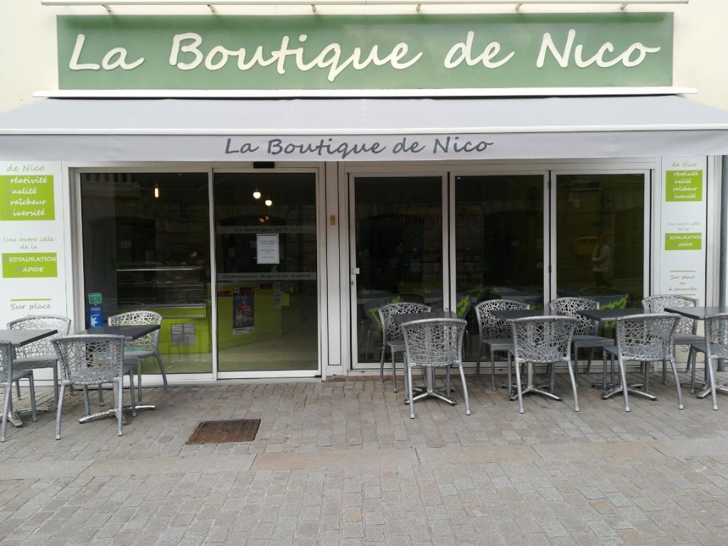 Restaurant Le Plaisir Des Sens Niort la boutique de nico niort - restaurant (adresse)