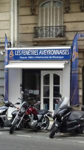 Les Fenêtres Aveyronnaises - Menuiserie PVC - Paris
