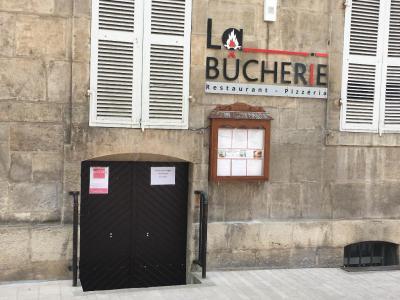 La Bûcherie - Restaurant - Dole
