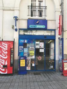 La Caravelle - Bureau de tabac - Nantes