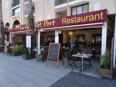 La Casa Del Port - Restaurant - Argelès-sur-Mer