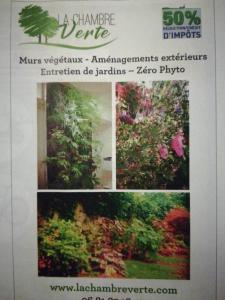 La Chambre Verte - Paysagiste - Bordeaux