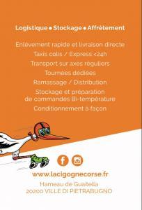 La Cigogne - Services et conseil logistique - Bastia