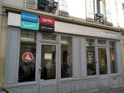 La Clinique Du Scooter - Location de motos et de scooters - Paris