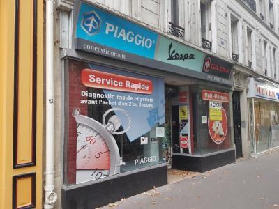 La Clinique Du Scooter - Agent concessionnaire motos et scooters - Paris