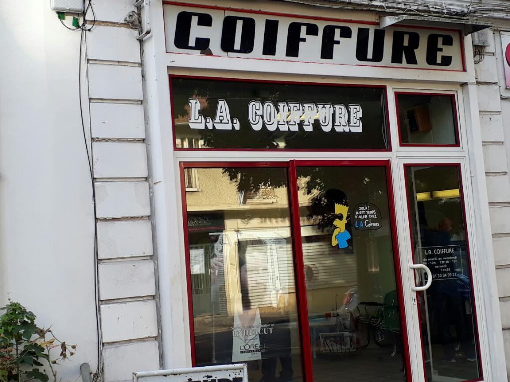 L A Coiffure Mantes La Jolie Coiffeur Adresse