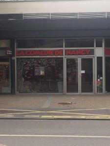 La Comédie de Nancy - Salle de concerts et spectacles - Nancy