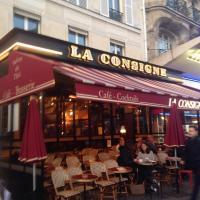 La Consigne - PARIS