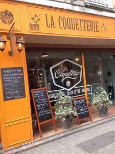 La Coquetterie SARL - Pâtisserie - Angers