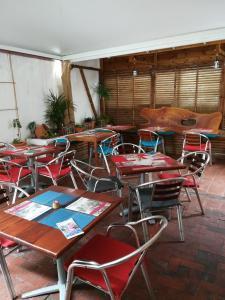 La Cour Créole - Restaurant - Sainte-Anne