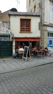 La Cour - Librairie - Rennes