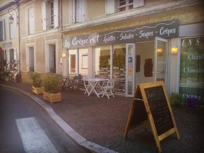 La Crêpe'rit - Restaurant - Sainte-Terre