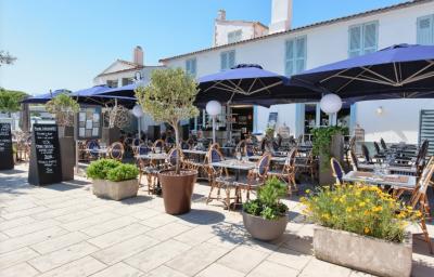 La Croisette - Restaurant - La Flotte