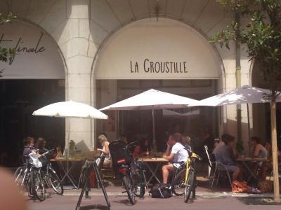 La Croustille - Restaurant - Annecy
