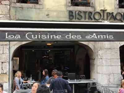 La Cuisine Des Amis - Restaurant - Annecy