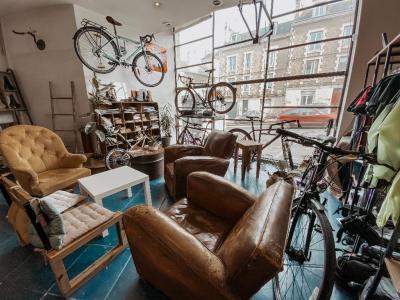La Cyclerie - Cafe - Café bar - Poitiers