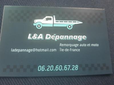 La Dépannage - Dépannage, remorquage d'automobiles - Évry-Courcouronnes