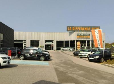 La Différence Auto - Carrosserie et peinture automobile - Perpignan