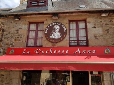 La Duchesse Anne SARL - Restaurant - Fougères