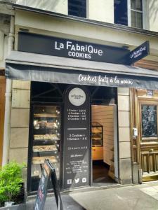 La Fabrique Cookies - Pâtisserie - Paris