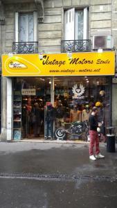 La Folie Des Grandeurs - Vente et réparation de motos et scooters - Paris