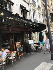 La Fontaine Sully - Café bar - Paris