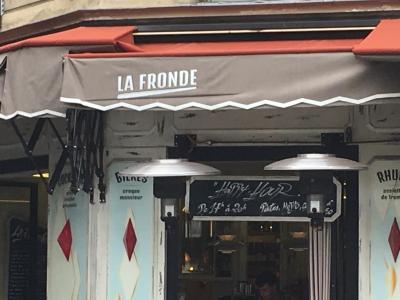 La Fronde - Café bar - Paris