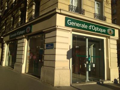 Generale d'Optique - Opticien - Paris