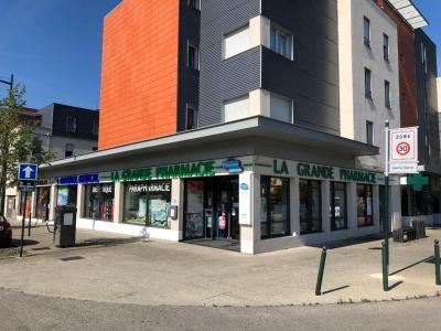 La Grande Pharmacie - Pharmacie - Aix-les-Bains