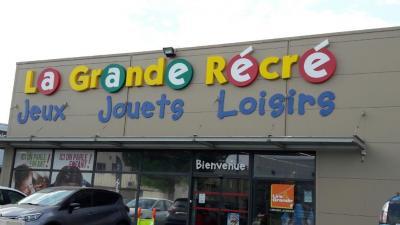 la Grande Recre Ludendo Commerce France - Jouets et jeux - Aix-en-Provence