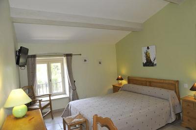 La Grange de Mailhac - Chambre d'hôtes - Barjac