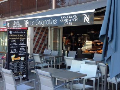 La Grignotine - Restaurant - Arcachon