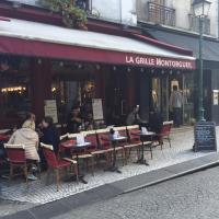 Montorgueil - PARIS