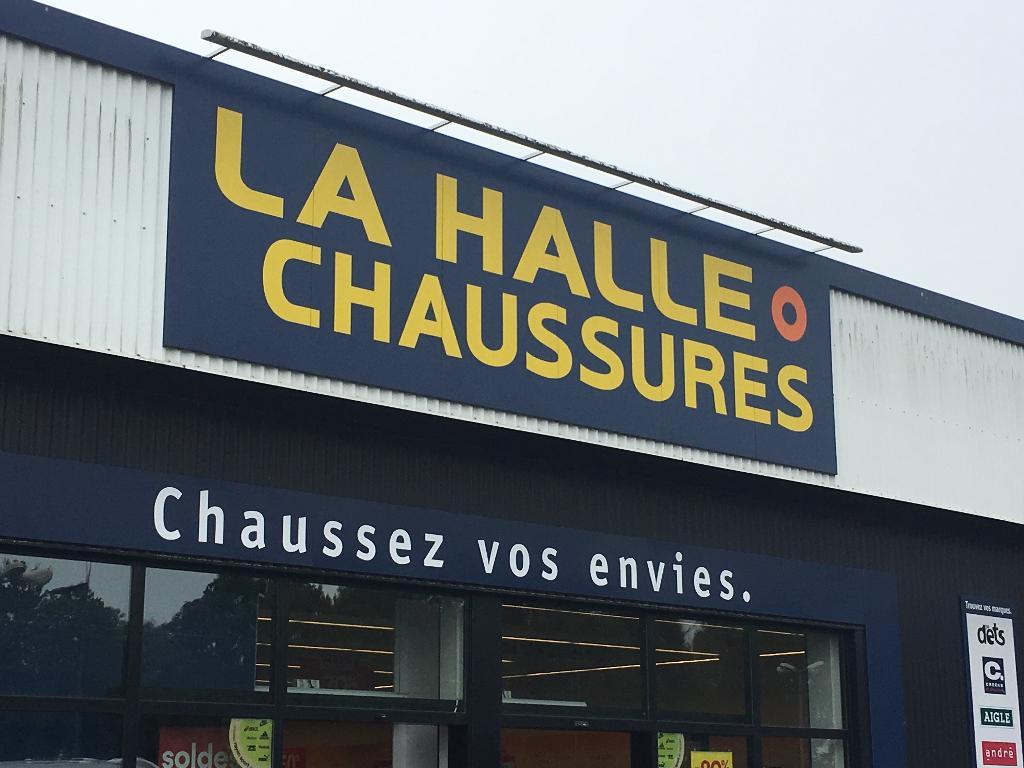 La Halle Chaussures & Maroquinerie Quimperlé Magasin de