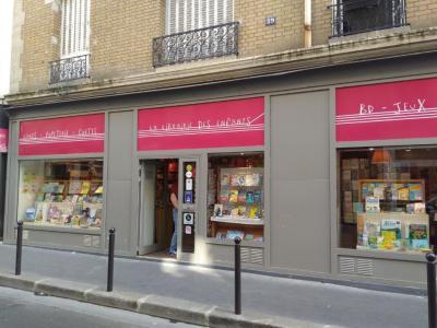 La Librairie Des Enfants - Librairie - Paris