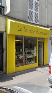 La Librairie Du Square - Librairie - Paris