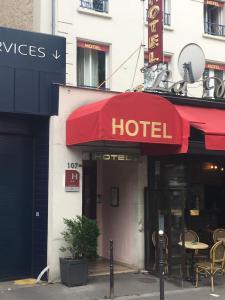 La Maison Blanche - Hôtel - Paris