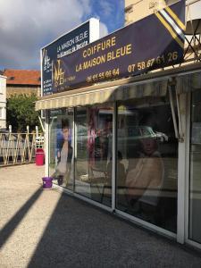 La Maison Bleue - Coiffeur - Aulnay-sous-Bois