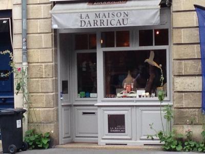 La Maison Darricau - Chocolatier confiseur - Bordeaux