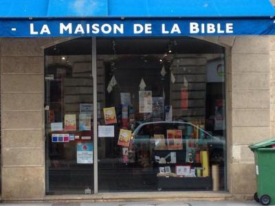 La Maison De La Bible Bordeaux - Librairie - Bordeaux